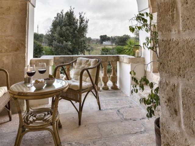 Statige Villa Puglia 5