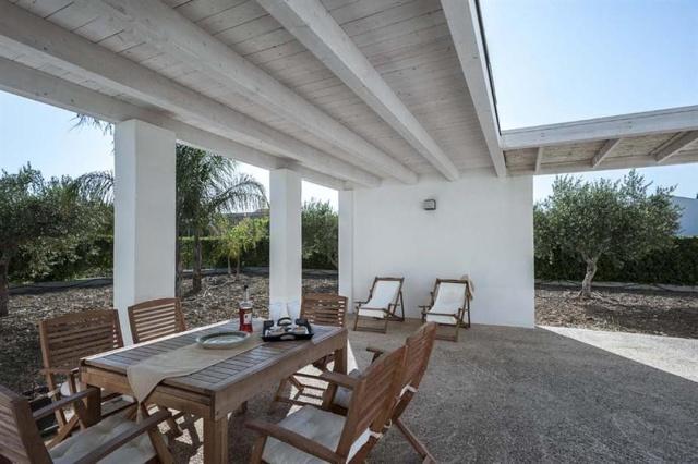 Strak Moderne Villa Vlakbij Strand Sicilie 5