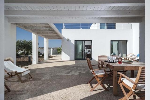 Strak Moderne Villa Vlakbij Strand Sicilie 6