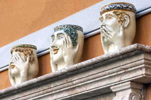 Taormina Sicilie Appartement In Historisch Centrum 1