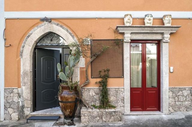 Taormina Sicilie Appartement In Historisch Centrum 2