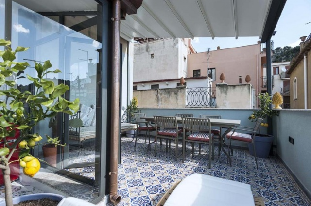 Taormina Sicilie Appartement In Historisch Centrum 20