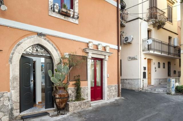 Taormina Sicilie Appartement In Historisch Centrum 3