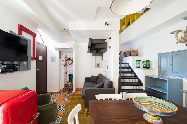 Taormina Sicilie Appartement In Historisch Centrum 7f