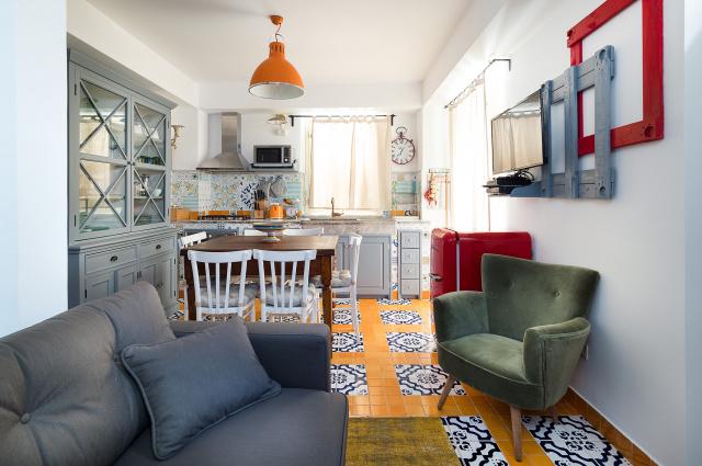 Taormina Sicilie Appartement In Historisch Centrum 7g