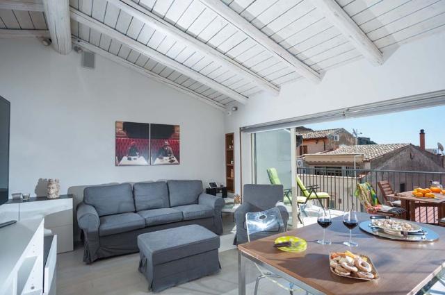 Taormina Sicilie Vakantie Appartement Historisch Centrum Met Zee Zicht 10
