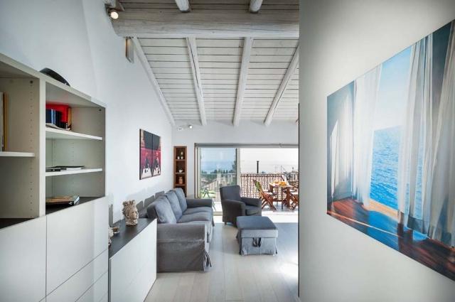 Taormina Sicilie Vakantie Appartement Historisch Centrum Met Zee Zicht 8
