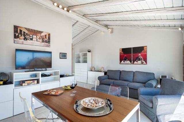 Taormina Sicilie Vakantie Appartement Historisch Centrum Met Zee Zicht 9