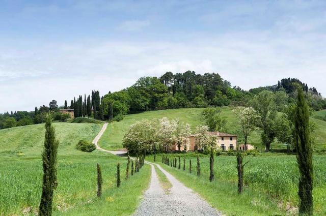 Toscane Villa Zwembad Tussen Pisa Florence 1