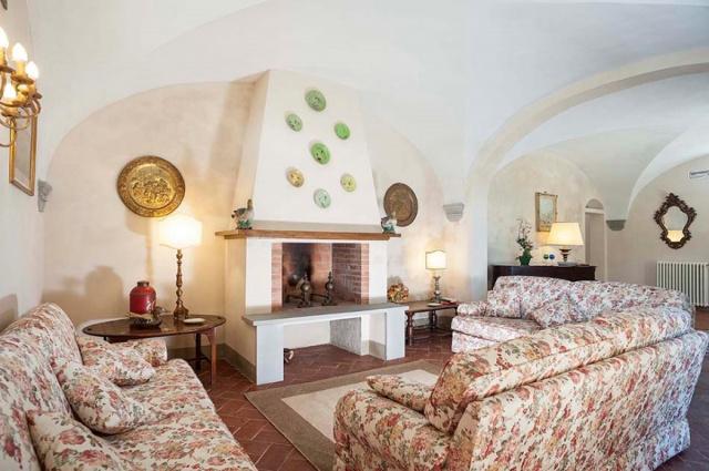 Toscane Villa Zwembad Tussen Pisa Florence 13
