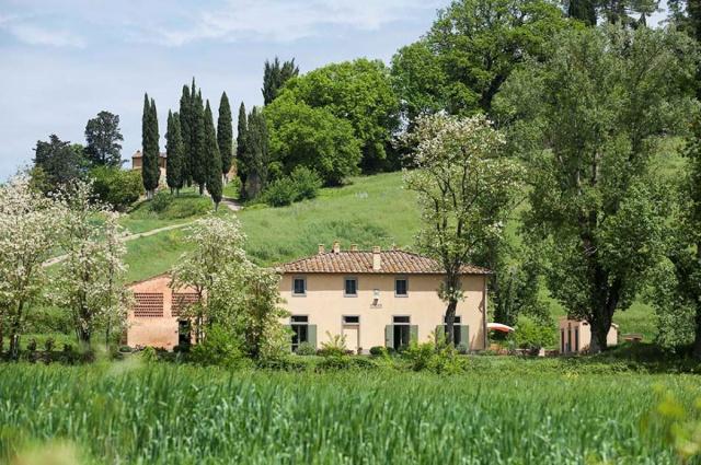 Toscane Villa Zwembad Tussen Pisa Florence 2