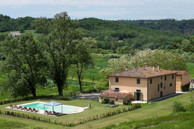 Toscane Villa Zwembad Tussen Pisa Florence 3