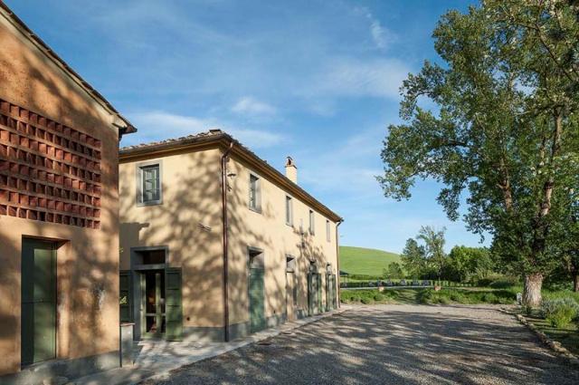 Toscane Villa Zwembad Tussen Pisa Florence 7
