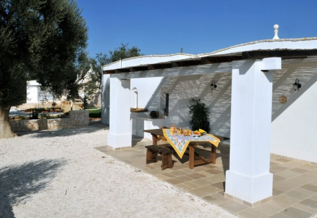 Trulli Met Zwembad Bij Ostuni Puglia 5