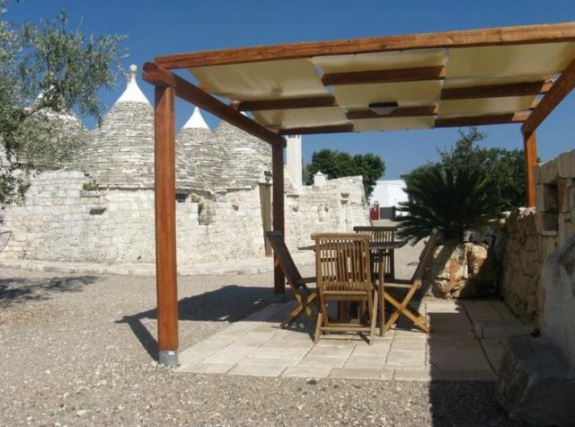 Trulli Met Zwembad In Puglia 22