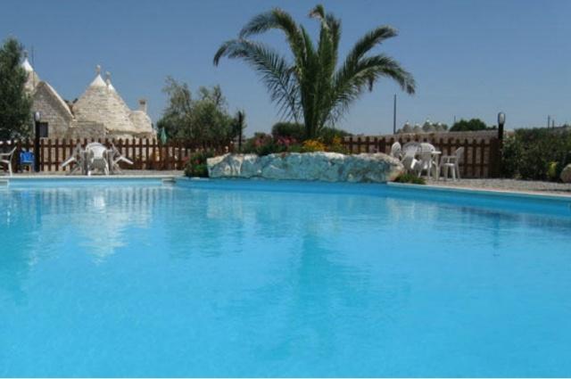 Trulli Met Zwembad In Puglia 55