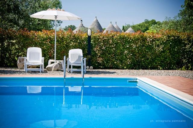 Trullo Op Klein Complex Met Zwembad Puglia 10
