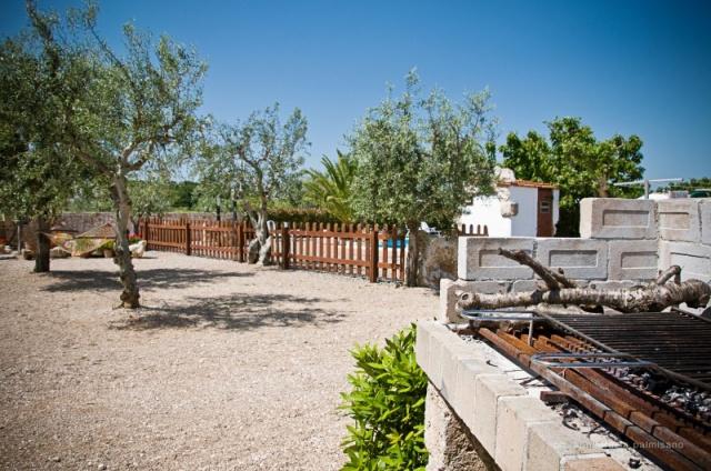 Trullo Op Klein Complex Met Zwembad Puglia 17
