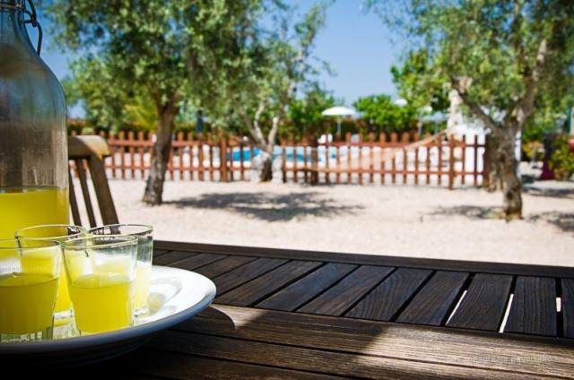 Trullo Op Klein Complex Met Zwembad Puglia 21