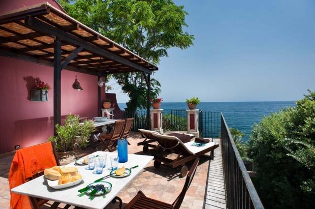Vakantie Appartement Sicilie Direct Aan Zee Archirafi 1