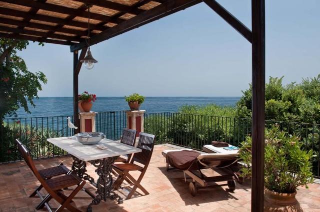 Vakantie Appartement Sicilie Direct Aan Zee Archirafi 2