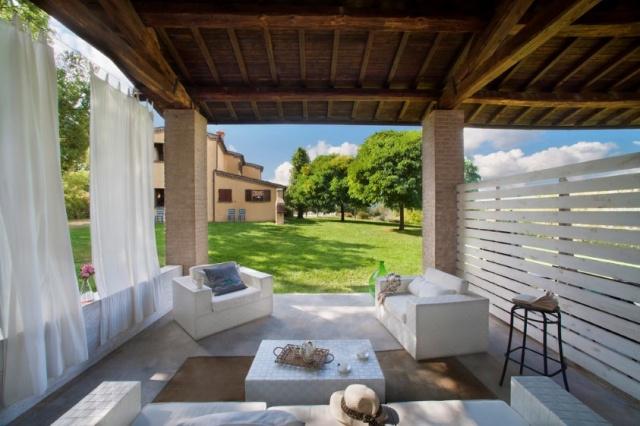 Vakantie Villa Le Marche Zwembad 17