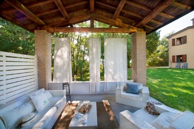 Vakantie Villa Le Marche Zwembad 18