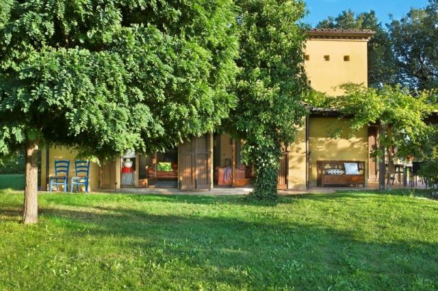 Vakantie Villa Le Marche Zwembad 4