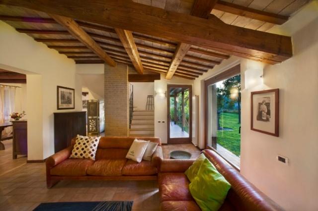 Vakantie Villa Le Marche Zwembad 5