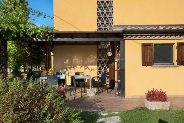 Vakantie Villa Le Marche Zwembad 9