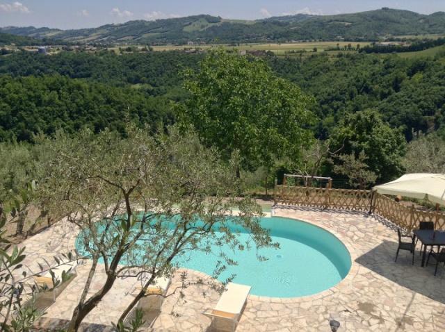 Vakantiehuis Met 2 Appartementen En Zwembad 8 Personen 55