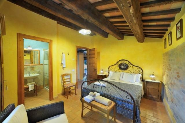 Villa 10 Personen Zuid Le Marche Zwembad 18