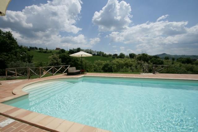 Villa 10 Personen Zuid Le Marche Zwembad 25