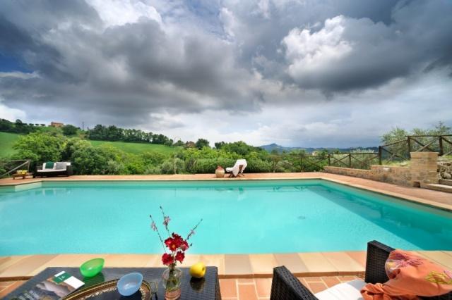 Villa 10 Personen Zuid Le Marche Zwembad 4