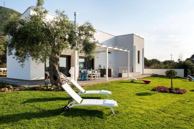 Villa 100m Van Zee Cefalu Sicilie 6a