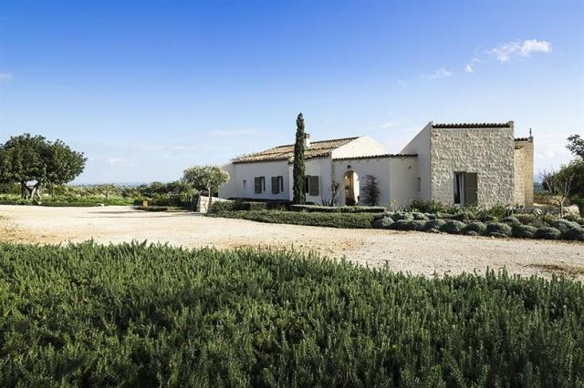 Villa 5km Van Zee Sicilie 1