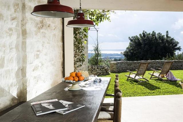 Villa 5km Van Zee Sicilie 12