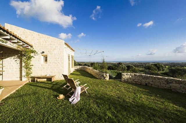 Villa 5km Van Zee Sicilie 6