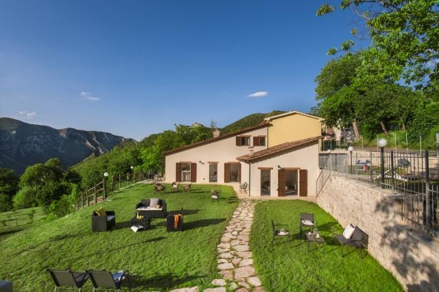 Villa Noord Le Marche 10