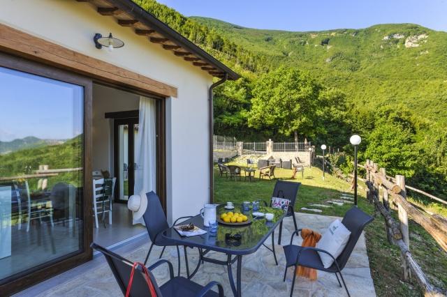 Villa Noord Le Marche 16