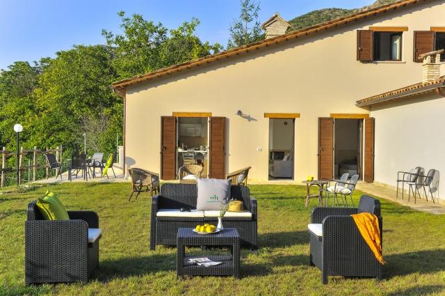 Villa Noord Le Marche 17