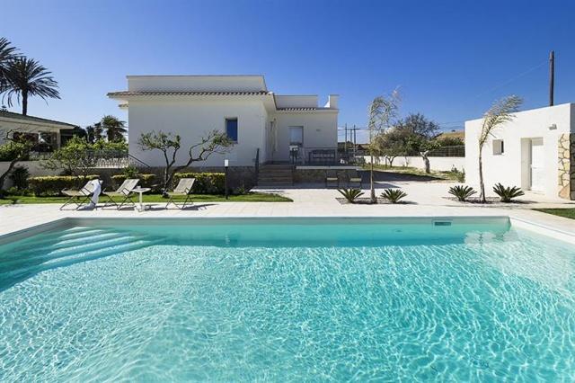 Villa Sicilie 300m Van Zee 2