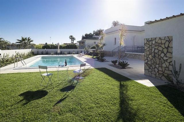 Villa Sicilie 300m Van Zee 7