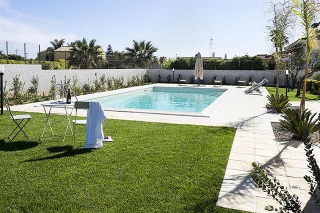 Villa Sicilie 300m Van Zee 9
