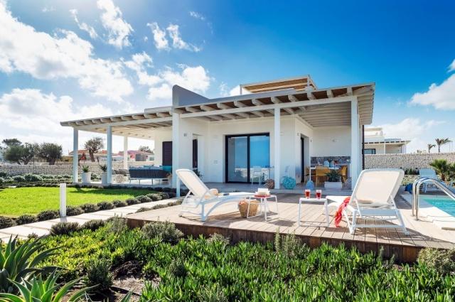 Villa Aan Zee Zuid Puglia 1e