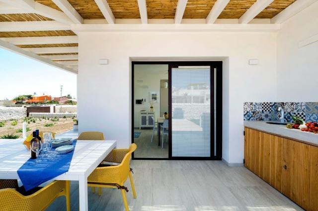 Villa Aan Zee Zuid Puglia 1k