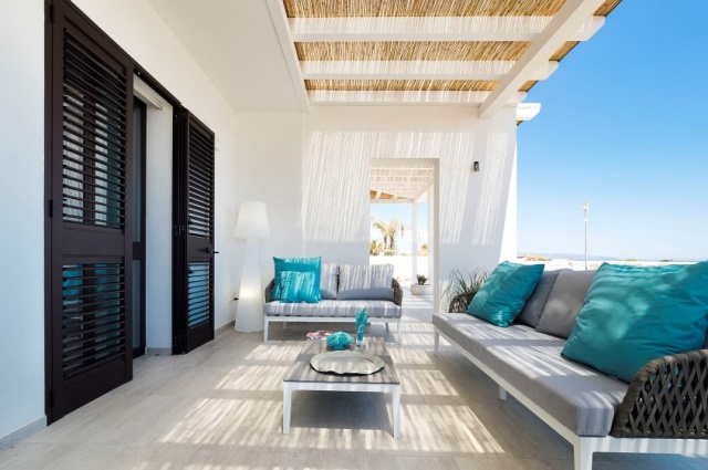 Villa Aan Zee Zuid Puglia 1m