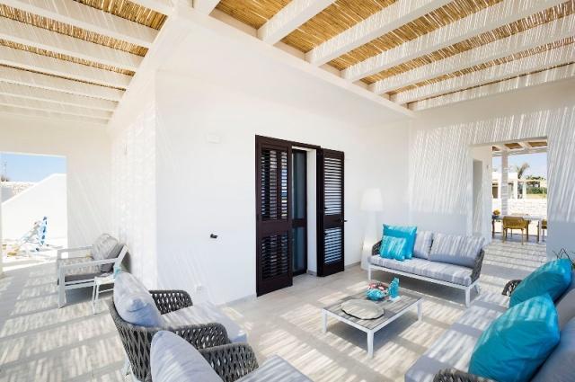 Villa Aan Zee Zuid Puglia 1n