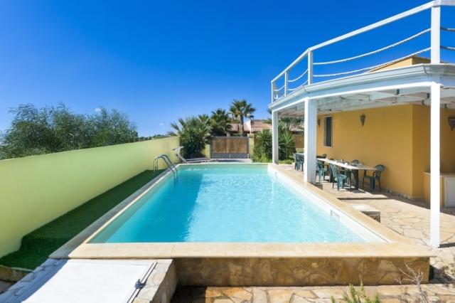 Villa Bij Gallipoli En Zee Puglia 10