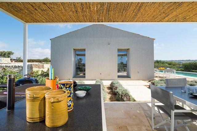 Villa Bij Ragusa Sicilie 11